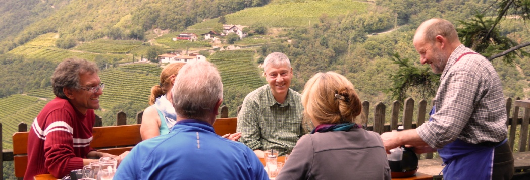 Wandern am Ritten in S�dtirol - Apparthotel Maier